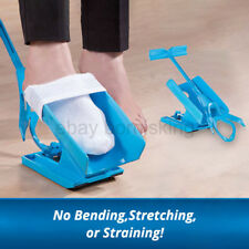 Sock Aid Slider Easy On and Off Sock Dressing Mobility Disability Kit No Bending