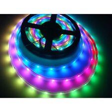 5M WS2812B 5050 RGB 150leds Dream Color LED Strip Light Black Addressable DC5V