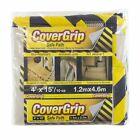CoverGrip 4 ft. W x 15 ft. L Canvas Drop Cloth