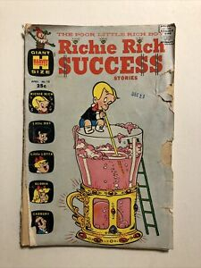 12 Silver Age Harvey Comics (Richie Rich; Little Dot) - Complete, without covers