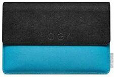 "Lenovo Yoga Tab 3 8"" Tableta Funda Protectora Estuche Cubierta Con Película Azul/Negro"