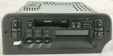 Old Classic Peugeot 106 Clarion PU-9970a Car Radio Cassette Player - Untested