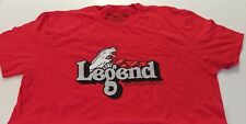 Pink Dolphin Legend Red Tee - 2XL