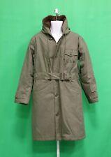 WWII WW2 USN US Navy N-1 Deck Parka Coat Jacket NXSX Cold Weather Sz 38