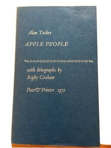 Apple People by Alan Tucker, lithographs by Rigby Graham