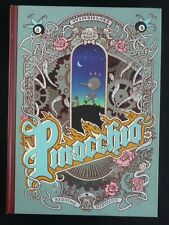 PINOCCHIO Winshluss GRAND FORMAT EO TBE