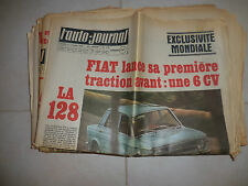L AUTO JOURNAL - BIMENSUEL 15 NUMEROS de 1967/68/69