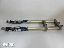2008 Yamaha YZ450 Front Forks, Tubes, Clamps, Suspension, OEM, 08 YZ 450 B4067