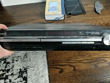 Sony DAV-HDX500 Home Theater Digital HDMI 5-Disc DVD Base Amplifier, Exc. Cond.