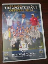 The 2012 Ryder Cup Official Film DVD