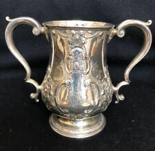 ANTIQUE VICTORIAN MARTIN & HALL CO STERLING SILVER WATER PITCHER SHEFFIELD 1894