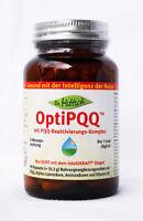 Dr. Hittich OptiPQQ, 90 Kaps., PQQ-Komplex mit Alpha-Liponsäure, Glycin, L-Serin