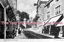 DO 184 - High Street, Swanage, Dorset c1906 - 6x4 Photo
