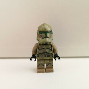Lego - Star Wars - 414th Kashyyyk Clone Trooper - Genuine Minifigure (sw0519)