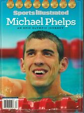 Magazine:  Sports Illustrated - Michael Phelps: An Epic Olympic Journey