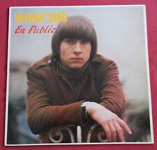 RONNIE BIRD LP ORIG FR EN PUBLIC EVA