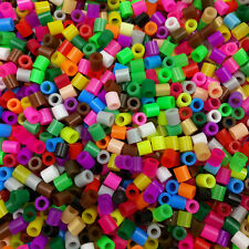 Colorful Free PP 5mm 1000pcs HAMA/PERLER BEADS for Child Gift GREAT Kids
