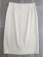 Country Road Australia Tan Wool Skirt Sz 6