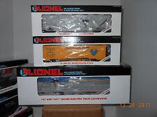 LIONEL #11719 Delaware & Hudson service station coastal freight set