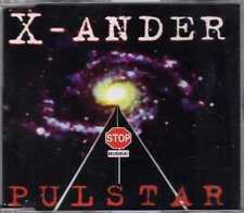 X-Ander - Pulstar - CDM - 1997 - Eurohouse Trance 4TR Napoli Records
