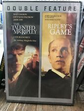 Ripley Double Feature-The Talented Mr. Ripley-1999/Ripley's Game-2002-2-Disc Set