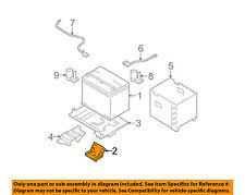 HYUNDAI OEM 05-15 Tucson 2.0L-L4-Battery Hold Down Tie Bracket Clamp 371602D000