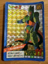 Dragonball Z Carte Power Level Super Battle Prism 166