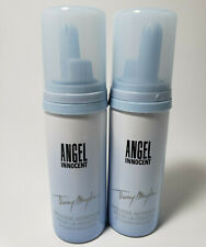 New No Box Thierry Mugler Angel Innocent Shower Mousse 50ml 1.7 oz Lot Of 2