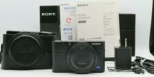 Sony DSC-RX100 Cyber-shot 20.2MP Digital Camera with some options [Excellent+++]