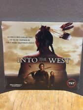 Into The West Soundtrack - Music Inspired By TNT (CD, 2005) NEW!!