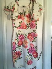 BNWT QED London Floral Dress Size 12