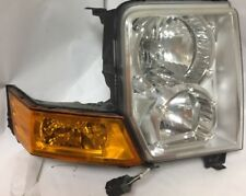 Headlamp Park & Turn Lamp 55396536AI Mopar  OEM 2006-10 Jeep Commander RH