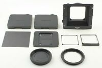 【Mint】 Mamiya RZ67 RB67 Bellows Hood G3 w/77mm Adapter, Scale etc from Japan