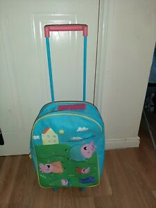 Peppa Pig pull-a-long bag Great condition