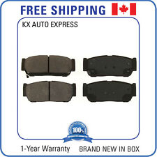 REAR CERAMIC BRAKE PADS FOR KIA SORENTO 2003 2004 2005 2006 2007 2008