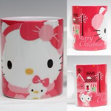Hello kitty christmas ver. 1 original design 11 oz cup coffee mug cute US Seller