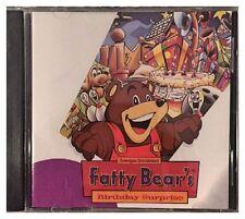 Fatty Bear's Birthday Surprise PC/Mac Brand New Sealed - Free U.S. Ship - XP