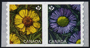 Canada 2978a MNH Flowers, Daisies