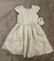 Sweet Heart Rose Easter Party Dress Little Girls' Dress, Size 6X stunning