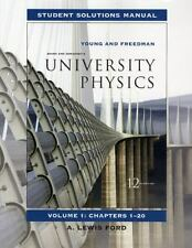 Student Solutions Manual for University Physics Vol 1 by Roger A. Freedman, Hugh