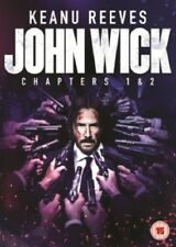 John Wick Chapters 1 & 2 (Keanu Reeves Alfie Allen) and New DVD REGION 4