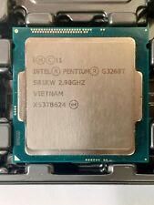 Intel Pentium G3260T 2.90GHz Dual Core 3M CPU Processor LGA1150 SR1KW *TESTED*