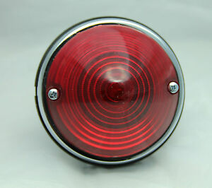 ASTON MARTIN DB5 ZAGATO TAIL LIGHT REAR BRAKE LIGHT ASSEMBLY RED - BRAND NEW