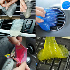 AUTO ACCESSORIES Car Super Adsorption Cleaning Gap Dust Dirt Glue For Dodge