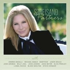 Partners [2LP+CD] by Barbra Streisand (Vinyl, Sep-2014, 3 Discs, Sony Music)