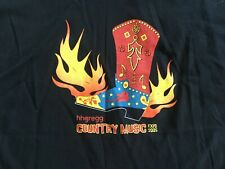 Country Music Expo 2005 Indianapolis Shirt 2X Tritt Yearwood Lambert Others