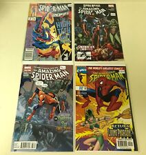 Signed Spider-Man  Marvel Comics Lot Venom Autographed Collectible $175 Value
