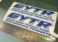 GYTR Sponsor Decals Stickers (Blue) (2 stickers)