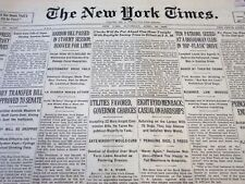 1930 APRIL 26 NEW YORK TIMES - EIGHT BYRD MEN BACK - NT 5722