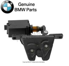 For BMW E39 528i 540i 1997-1998 Trunk Lock Assy w/ Trunk Lock Actuator Genuine